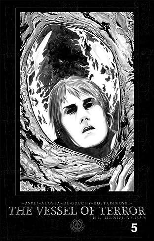 Vessel of Terror #5 (of 5)