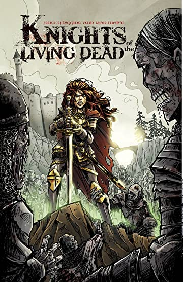 Knights of the Living Dead #2