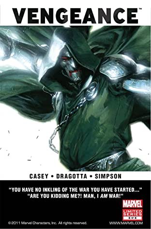 Vengeance #6 (of 6)