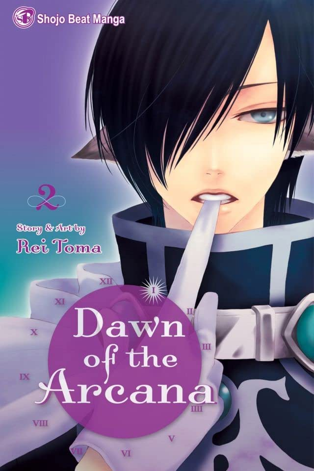 Dawn of the Arcana Vol. 2