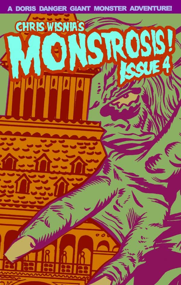 Monstrosis #4