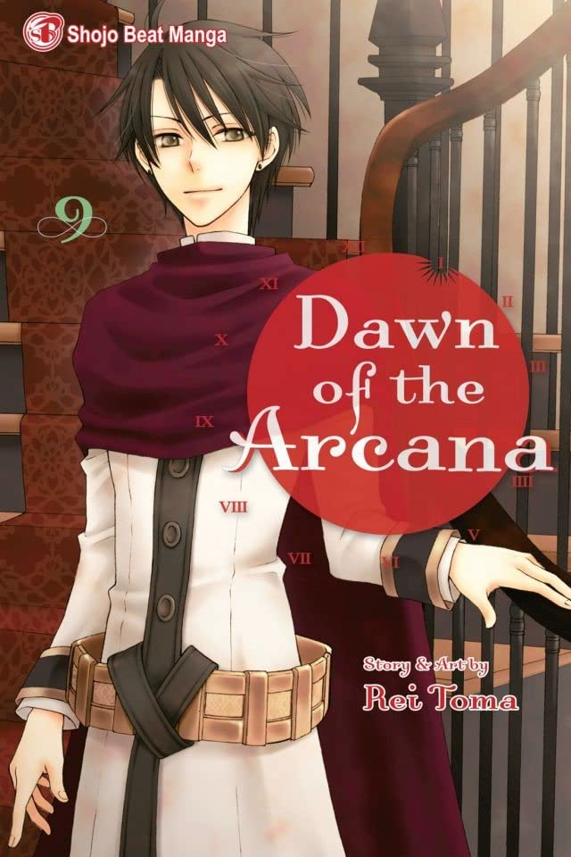 Dawn of the Arcana Vol. 9