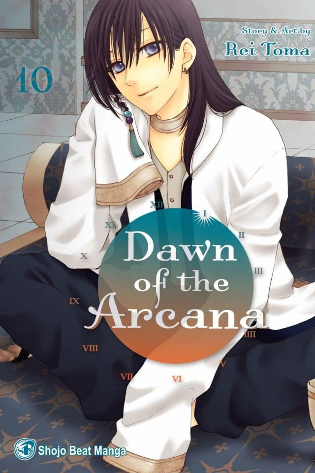 Dawn of the Arcana Vol. 10