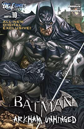 Batman: Arkham Unhinged #10