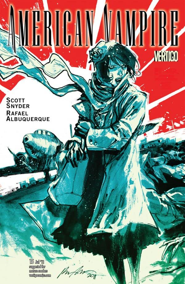 American Vampire #15