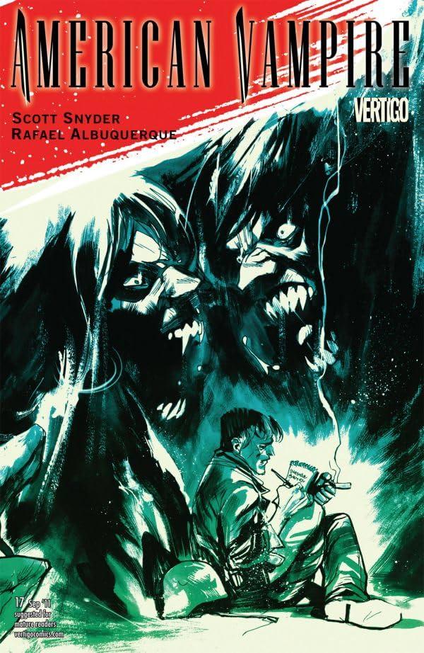 American Vampire #17