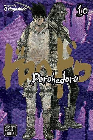 Dorohedoro Vol. 10