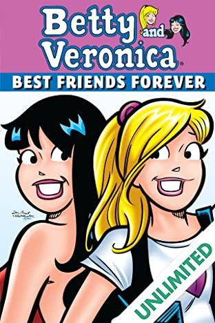 Betty & Veronica Best Friends Forever