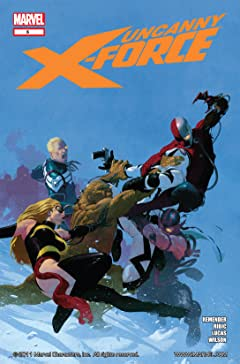 Uncanny X-Force (2010-2012) #5