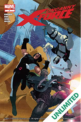 Uncanny X-Force (2010-2012) #7