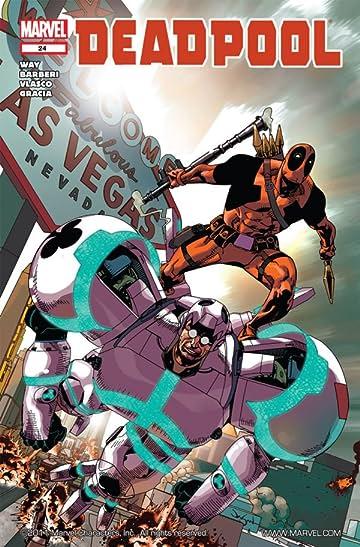 Deadpool (2008-2012) #24