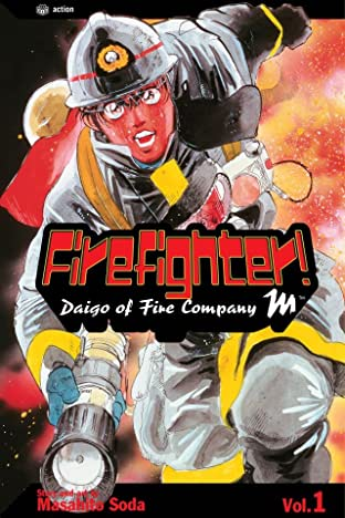 Firefighter! Daigo of Fire Company M Vol. 1