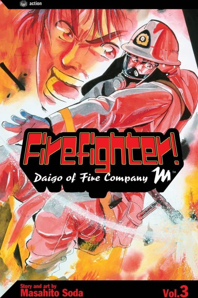 Firefighter! Daigo of Fire Company M Vol. 3