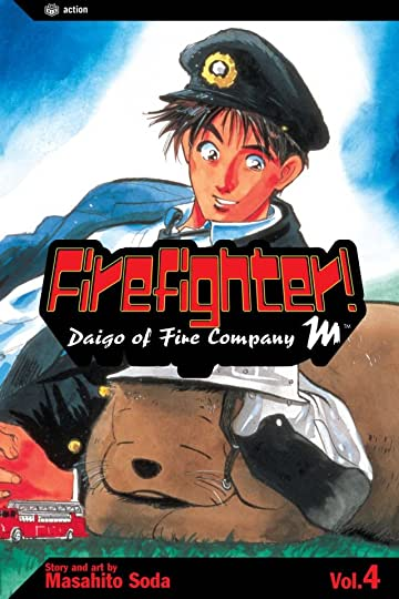 Firefighter! Daigo of Fire Company M Vol. 4