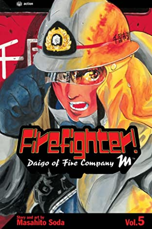 Firefighter! Daigo of Fire Company M Vol. 5