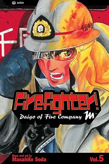 Firefighter! Daigo of Fire Company M Vol. 5