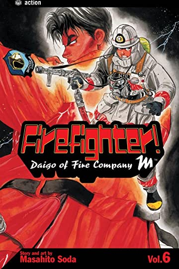 Firefighter! Daigo of Fire Company M Vol. 6