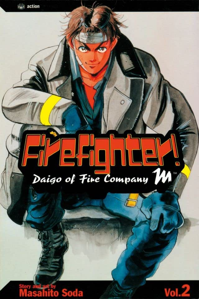 Firefighter! Daigo of Fire Company M Vol. 2