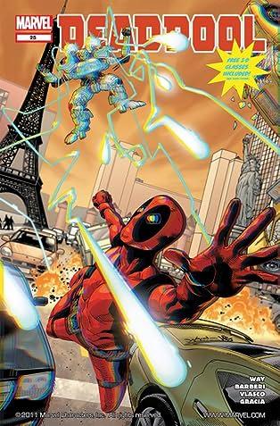 Deadpool (2008-2012) #25