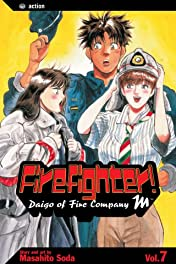 Firefighter! Daigo of Fire Company M Vol. 7