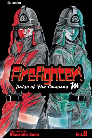 Firefighter! Daigo of Fire Company M Vol. 8