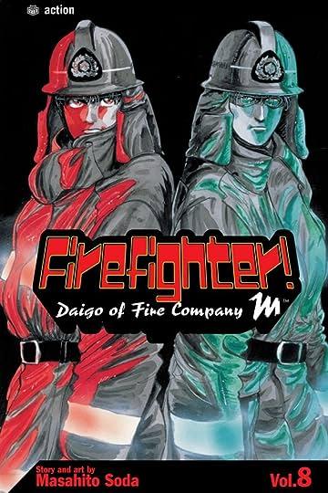 Firefighter! Daigo of Fire Company M Vol. 8