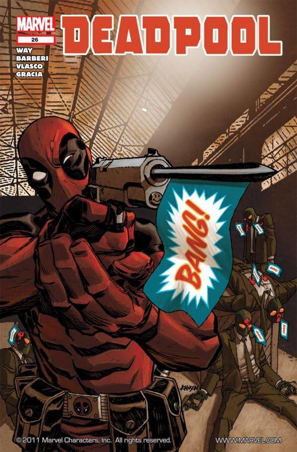 Deadpool (2008-2012) #26