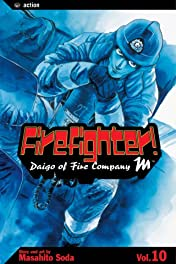 Firefighter! Daigo of Fire Company M Vol. 10