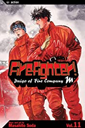 Firefighter! Daigo of Fire Company M Vol. 11