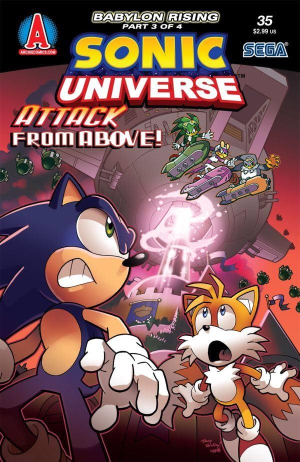 Sonic Universe #35