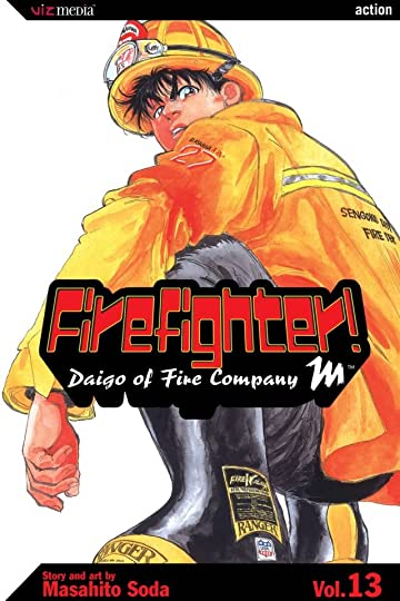 Firefighter! Daigo of Fire Company M Vol. 13
