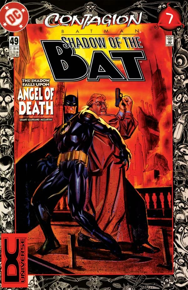 Batman: Shadow of the Bat #49