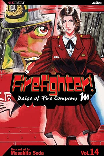 Firefighter! Daigo of Fire Company M Vol. 14