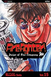 Firefighter! Daigo of Fire Company M Vol. 15