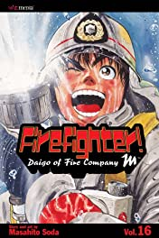 Firefighter! Daigo of Fire Company M Vol. 16