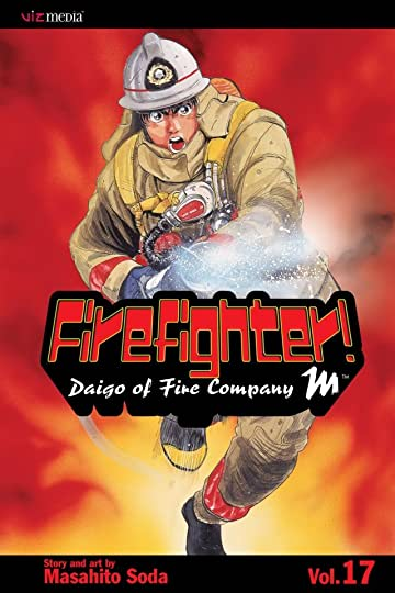 Firefighter! Daigo of Fire Company M Vol. 17