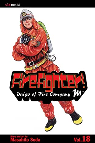 Firefighter! Daigo of Fire Company M Vol. 18