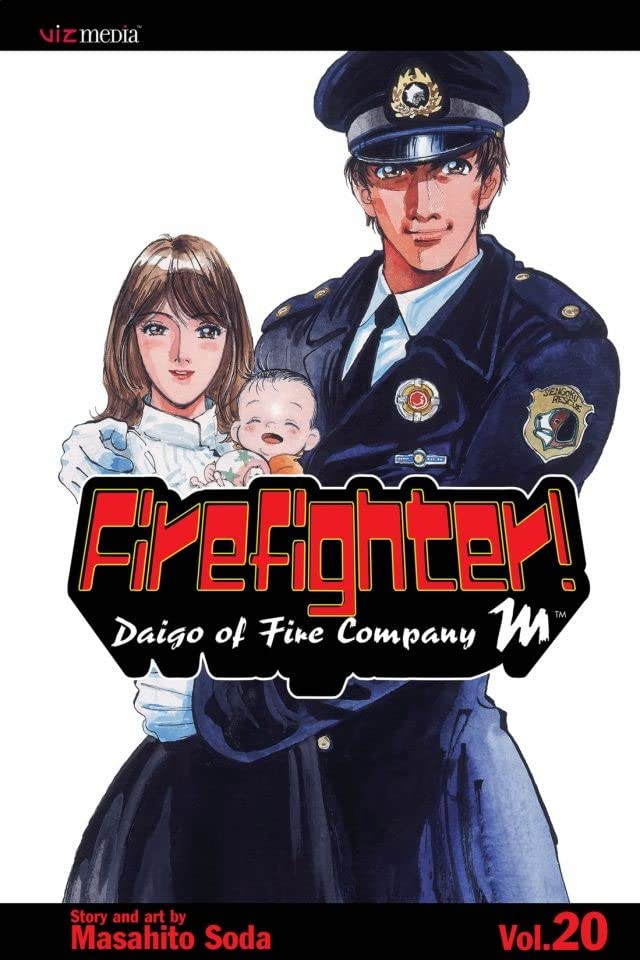 Firefighter! Daigo of Fire Company M Vol. 20