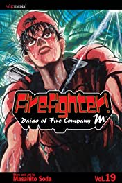 Firefighter! Daigo of Fire Company M Vol. 19