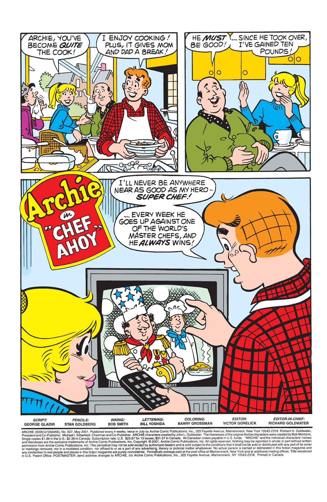 Archie #507