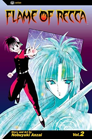Flame of Recca Vol. 2