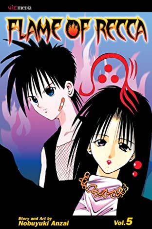 Flame of Recca Vol. 5
