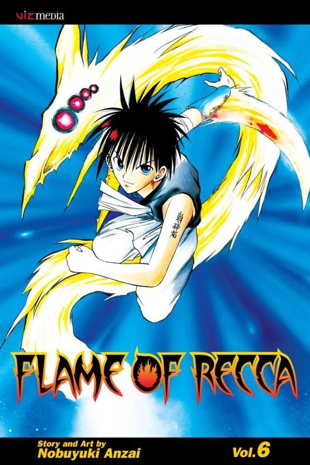 Flame of Recca Vol. 6