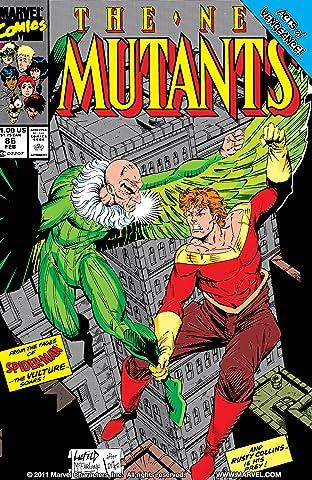 New Mutants (1983-1991) #86