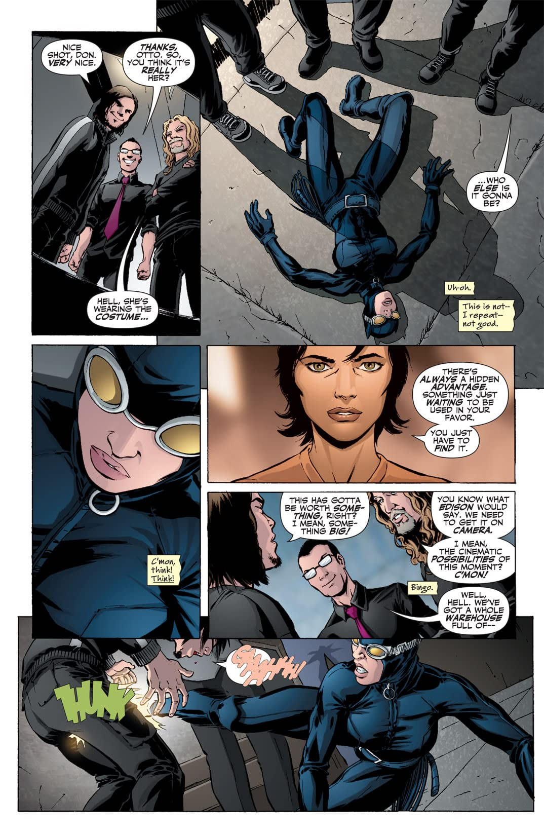 Catwoman (2002-2008) #53