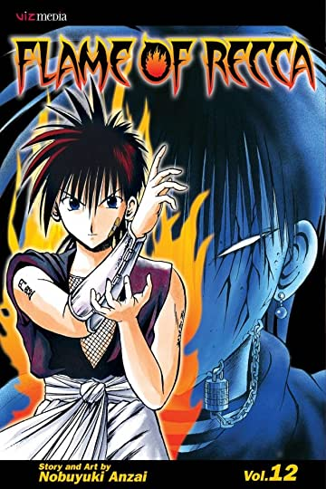 Flame of Recca Vol. 12