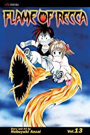 Flame of Recca Vol. 13