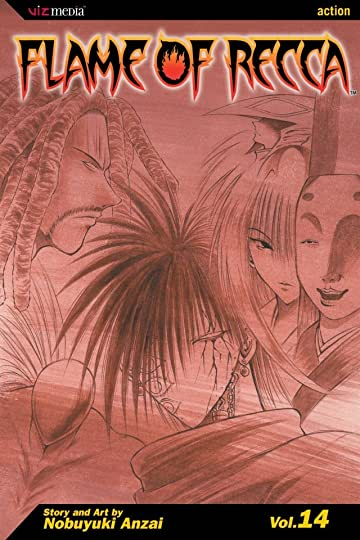 Flame of Recca Vol. 14