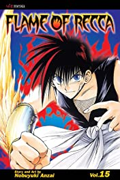 Flame of Recca Vol. 15