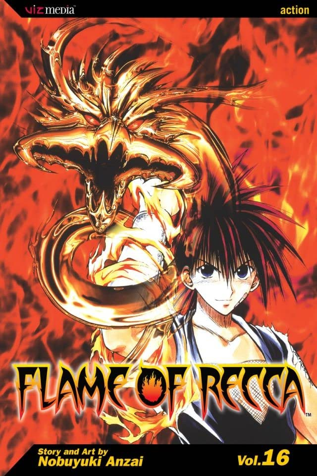 Flame of Recca Vol. 16